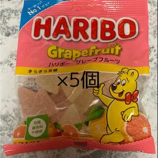 HARIBOグミ グレープフルーツ(菓子/デザート)