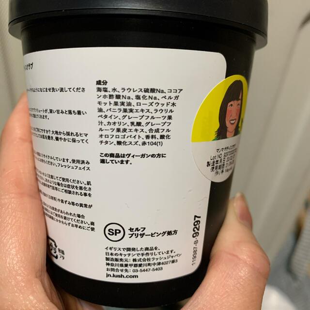 LUSH(ラッシュ)のLUSH ボディスクラブ コスメ/美容のボディケア(ボディスクラブ)の商品写真