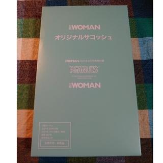 スヌーピー(SNOOPY)の日経 WOMAN 2021年 08月号付録 スヌーピーのサコッシュ(その他)