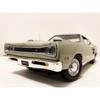 クライスラー(Chrysler)のAW/'69 Dodgeダッジ Coronetコロネット R/T 1/18  (ミニカー)