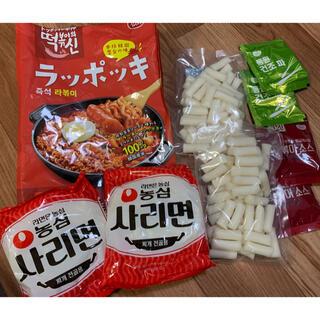 コストコ(コストコ)のラッポッキ 3人前✖️2(麺類)