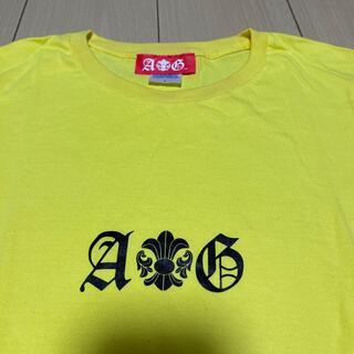 エーアンドジー(A&G)のA&G 新品未使用!レモンイエローTシャツ(Tシャツ(半袖/袖なし))