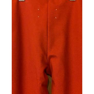 マルタンマルジェラ(Maison Martin Margiela)の値下げ マルタンマルジェラ レディースパンツ 赤(カジュアルパンツ)