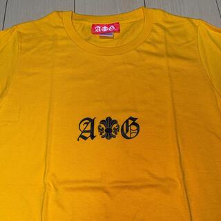 エーアンドジー(A&G)のA&G オレンジTシャツ(Tシャツ/カットソー(半袖/袖なし))
