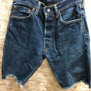 エビス(EVISU)のジーンズ 短パン(ショートパンツ)
