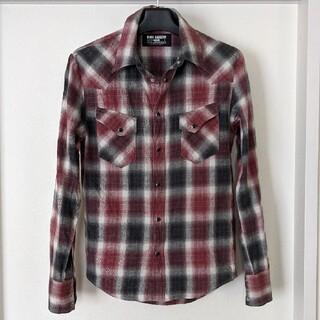 RUDE GALLERY - 【RUDE GALLERY】チェックシャツ  2