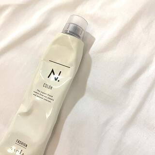 ナプラ(NAPUR)のエヌドットカラー(カラーリング剤)