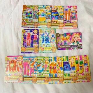 アイカツ(アイカツ!)のアイカツ カード 新条ひなき 夏樹みくる ヴィヴィッドキス ポップ(シングルカード)