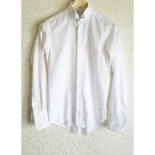 ORIHICA - オリヒカ ORIHICA ウイングカラーシャツ Sサイズ 結婚式 ワイシャツ