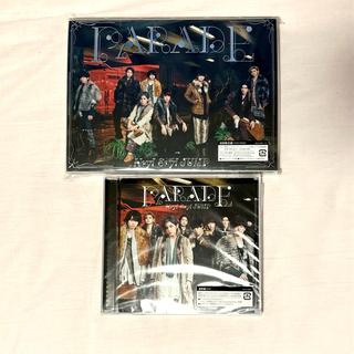 ヘイセイジャンプ(Hey! Say! JUMP)のPARADE Hey!Say!JUMP 初回 通常 アルバム CD DVD(アイドル)
