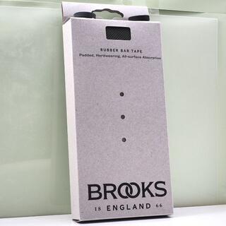 BROOKS バーテープ RUBBER BAR TAPE MUD GREEN(パーツ)