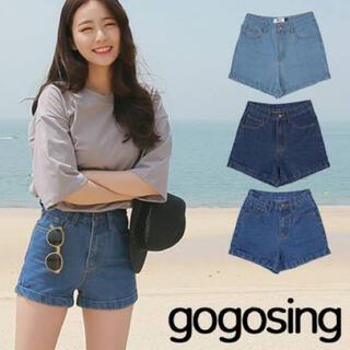 ゴゴシング(GOGOSING)の韓国 デニム ショートパンツ (ショートパンツ)
