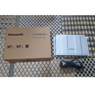 Panasonic - 【最終値下げ】core-i7 SIMフリーモデル Let's noteSV7