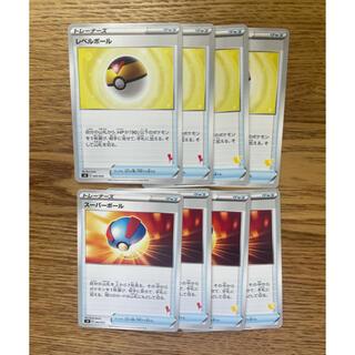 ポケモン(ポケモン)のレベルボール スーパーボール(シングルカード)