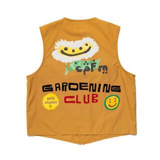 アベイシングエイプ(A BATHING APE)のHUMAN MADE CPFM Baseball shirt(シャツ)