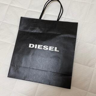 ディーゼル(DIESEL)のディーゼル ショッパー(ショップ袋)