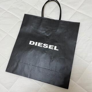 ディーゼル(DIESEL)のディーゼル ショッパー 紙袋(ショップ袋)