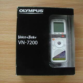 オリンパス(OLYMPUS)の★OLYMPUS ボイスレコーダー  voice trek  VN-7200★(その他)