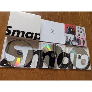 SMAP - 【超美品】「SMAP 25 YEARS」(初回限定盤仕様)SMAP