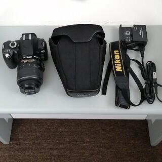 ニコン(Nikon)のNIKON 一眼レフカメラ D60(デジタル一眼)