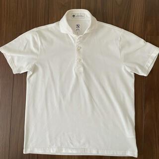 ビューティアンドユースユナイテッドアローズ(BEAUTY&YOUTH UNITED ARROWS)の美品中古 ユナイテッドアローズ gim ポロシャツ M(ポロシャツ)