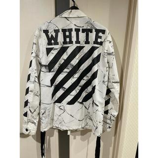 OFF-WHITE - off-white ジャケット