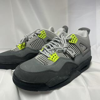 ナイキ(NIKE)の#050 Nike AIR JORDAN 4 RETRO SE(スニーカー)