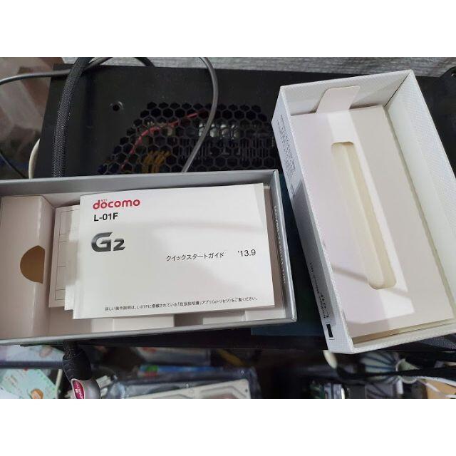 LG Electronics(エルジーエレクトロニクス)の◆ジャンク スマホ◆L-01F ドコモ スマホ/家電/カメラのスマートフォン/携帯電話(スマートフォン本体)の商品写真