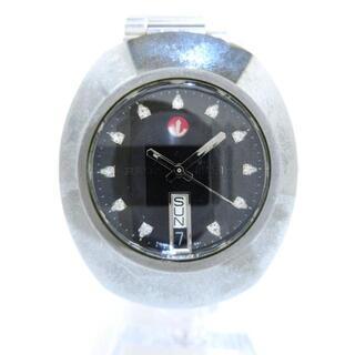 ラドー(RADO)のラドー 腕時計 ダイヤスター 836.0308.3 黒(その他)