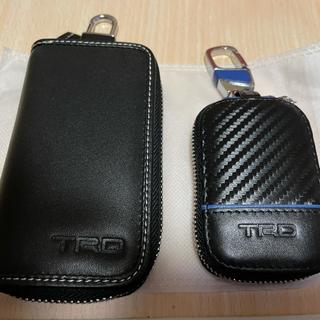 トヨタ(トヨタ)のTRD/トヨタキーケース.スマートキーケースセット(キーケース)