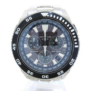 カシオ(CASIO)のカシオ 腕時計 OCEANUS(オシアナス) メンズ(その他)