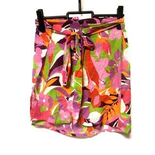ドルチェアンドガッバーナ(DOLCE&GABBANA)のドルチェアンドガッバーナ 巻きスカート XS(その他)