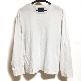 NUMBER (N)INE - ナンバーナイン 長袖Tシャツ サイズL - 白