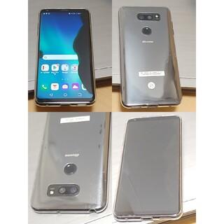 エルジーエレクトロニクス(LG Electronics)のlgv35 ジャンク品 パーツ取りに lg v30+ plus l-01kケース(スマートフォン本体)