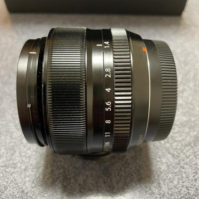 富士フイルム(フジフイルム)のfujifilm xf35mm f1.4 スマホ/家電/カメラのカメラ(レンズ(単焦点))の商品写真