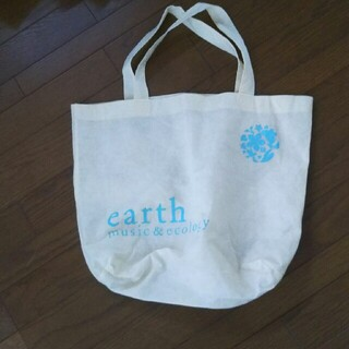 アースミュージックアンドエコロジー(earth music & ecology)のエコバック(エコバッグ)