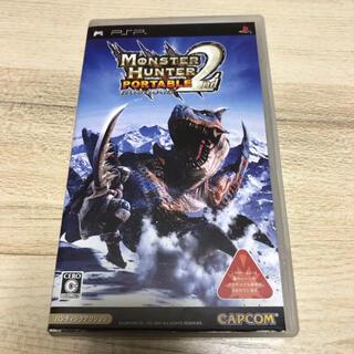 プレイステーションポータブル(PlayStation Portable)のモンスターハンターポータブル 2nd PSP(その他)