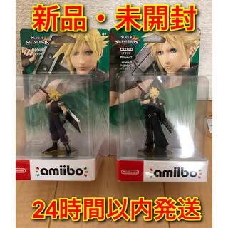Nintendo Switch - amiibo クラウド 1P 2Pセット