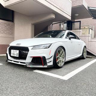 AUDI - アウディ Audi TT クーペ 2.0TFSI クワトロ 個人出品