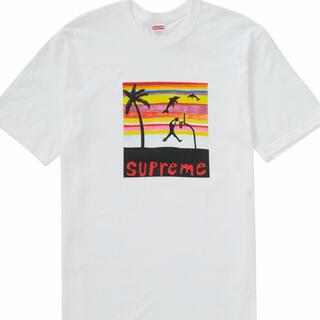シュプリーム(Supreme)の supreme dunk tee(Tシャツ/カットソー(半袖/袖なし))