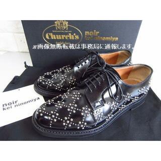 コムデギャルソン(COMME des GARCONS)のnoir kei ninomiya×church's シャノン シューズ(ローファー/革靴)