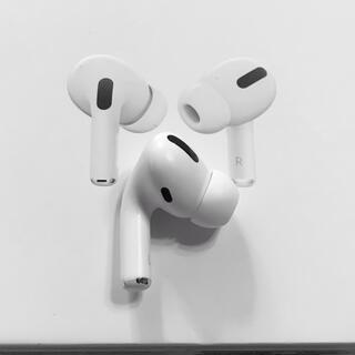 アップル(Apple)のApple純正 AirPods Pro イヤホン本体 片耳 L 左 A2084(ヘッドフォン/イヤフォン)