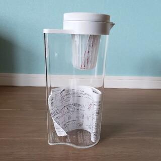 ムジルシリョウヒン(MUJI (無印良品))のMUJI アクリル冷水筒冷水専用約2L(容器)