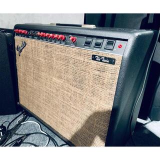 フェンダー(Fender)の日曜日限定価格 Fender THE TWIN 赤ノブ 引き取り限定(ギターアンプ)