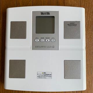 タニタ(TANITA)の体重計 タニタ(体重計/体脂肪計)