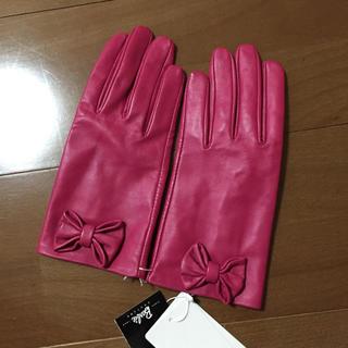 バービー(Barbie)のBARBIE 新品手袋(手袋)