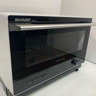 SHARP - 大幅値下げ中!!シャープ ウォーターオーブンレンジ ヘルシオ AX-AJ1-W