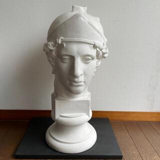 石膏 マルス 石膏像 デッサン 青年マルス ラクマパック利用 送料込み(彫刻/オブジェ)