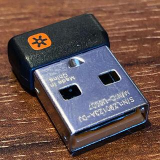 Logicool unifying USBアダプタ 未使用新品(PC周辺機器)