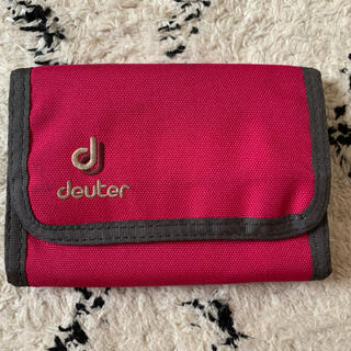 Deuter - deuter アウトドア、旅行用 財布